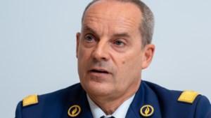 """Politiebaas De Mesmaeker: """"Geen structureel probleem van racisme bij de politie"""""""