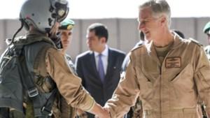 Koning Filip bezoekt volgende week vliegbasis Kleine-Brogel