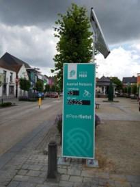 Stad registreert aantal fietsers met telpaal