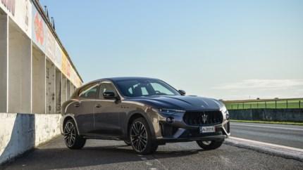 Een testritje met de Maserati Levante Trofeo: Italiaans vakmanschap