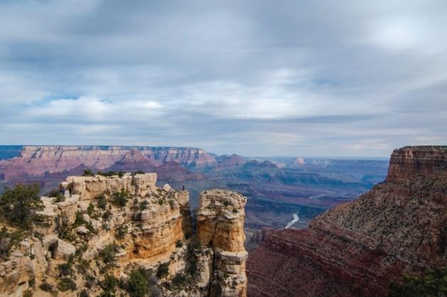 Zo reis je virtueel naar de sterrenhemel boven de Grand Canyon