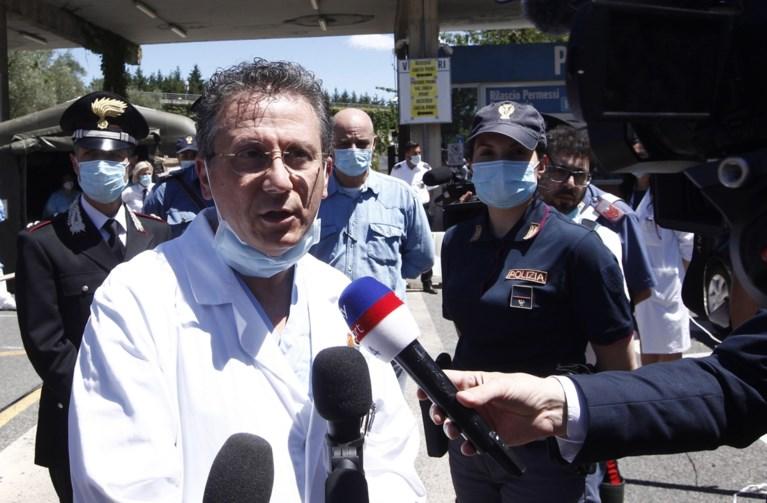 """Toestand van verongelukte voormalig F1-piloot Alex Zanardi is nog steeds kritiek: """"Het is geen verloren zaak"""""""