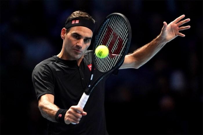 Roger Federer komt dit jaar niet meer in actie na nieuwe knieoperatie