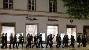 Vierentwintig arrestaties na plunderingen in Stuttgart