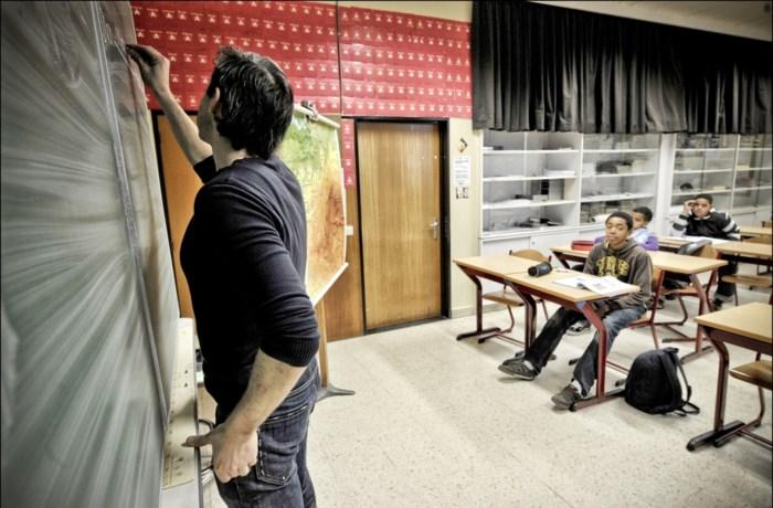 Lager onderwijs blijft met wrang gevoel achter ondanks versoepeling afstandsregels