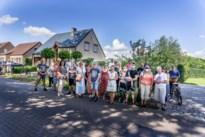 Buren protesteren tegen bouw sociale woonwijk in Heppen