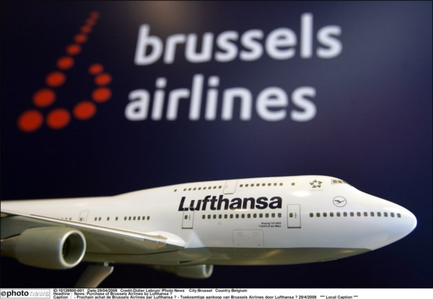 Brussels Airlines: akkoord tussen Lufthansa en Duitse regering over steunpakket