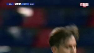 In Serie A lukt het wel voor Cristiano: Juve dankzij penalty van Ronaldo en pareltje van Dybala voorbij Bologna