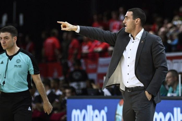 Duitse basketbalclub Bamberg neemt al na één seizoen afscheid van Roel Moors