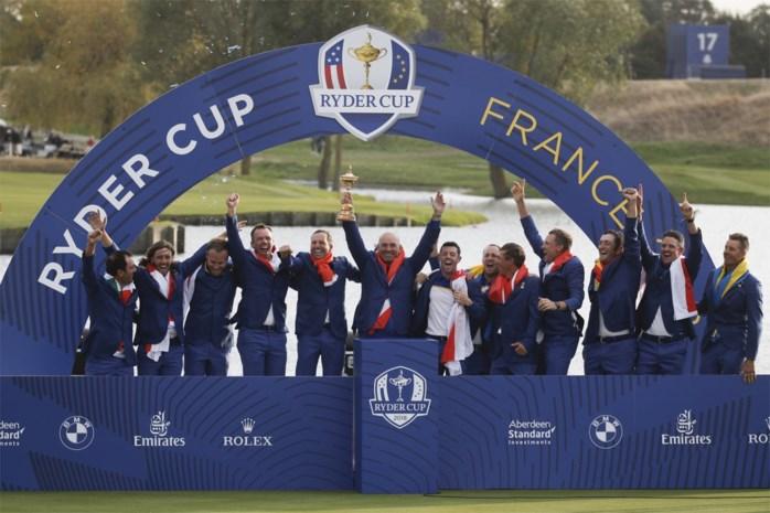 Ryder Cup verschuift naar 2021
