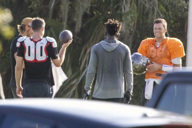 Tom Brady en Tampa Bay Buccaneers slaan advies om niet meer te trainen in de wind