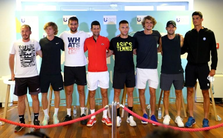 Collega-tennissers betuigen spijt en zetten zichzelf in quarantaine na Adria Tour, Djokovic vlucht naar huis