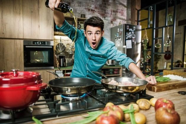 Wallonië lust tv-kok Loïc nog wél: binnenkort nieuwe opnames van 'Fou de cuisine'