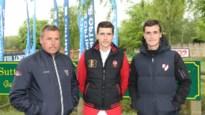 Nicola en Olivier Philippaerts reizen naar Saint-Tropez voor eerste concours in drie maanden