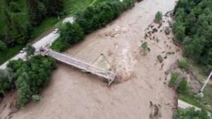 Doden en evacuaties bij overstromingen in Oekraïne