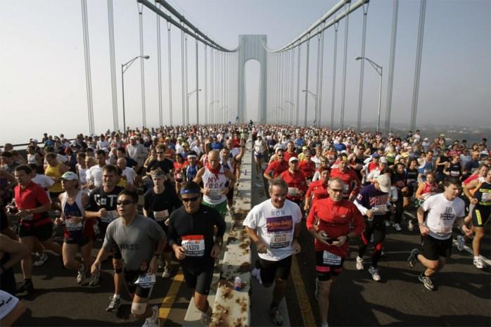 Marathon van New York gaat niet door
