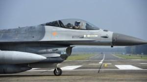 Kamer stemt donderdag in met inzet F-16's boven Syrië en Irak