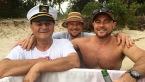 Martin trok naar Australië, om er geld te verdienen: