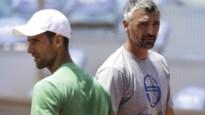 Nog een positieve coronatest: ook de coach van Novak Djokovic loopt besmetting op