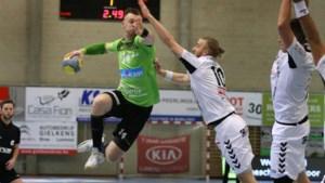 Limburgers Serge Spooren en Sara Marteleur Speler en Speelster van het jaar in het handbal