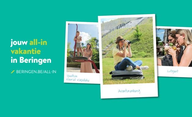 Zomer in Beringen is all-in!