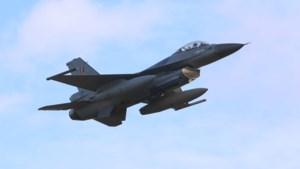 Kamer zet licht op groen voor inzet F-16's boven Syrië en Irak