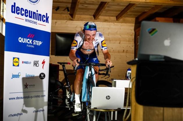 """Yves Lampaert blijft twee seizoenen langer bij Deceuninck-Quick Step: """"Ik heb een speciale band met dit team"""""""