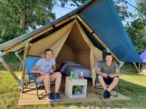 Tieners openen luxecamping op boerderij