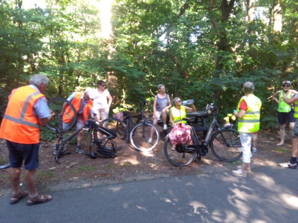 Ferm en Landelijke Gilde maken weer fietstocht