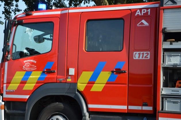 Woningbrand in Landen door lader van step