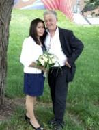 Amy en Chris in Genk