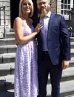 Caroline en Jeroen in Hasselt