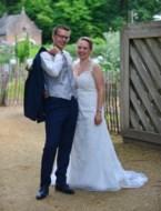 Jolanda en Ben in Hechtel-Eksel
