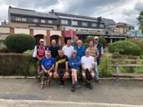 15de wandeling naar Banneux