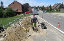 Geen stroom, internet en tv nadat ondergrondse kabel wegsmelt