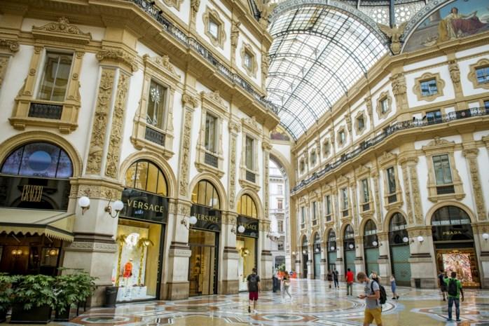 Milaan ruilt stilaan imago van coronahoofdstad weer voor dat van modehoofdstad