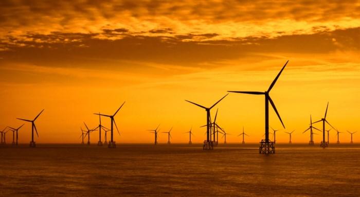 België op drie na grootste offshore windenergieproducent ter wereld