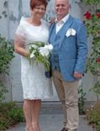 Monique en Bert in Sint-Truiden