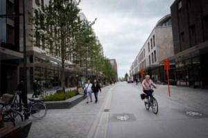 Fietsenstalling ondergrondse parkeergarage Quartier B is open vanaf vandaag