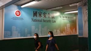 China neemt omstreden wet aan, VS stoppen defensie-export naar Hongkong