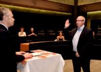 Kristof Pirard is nieuwe burgemeester van Heers en eerste die eed aflegt in coronatijd
