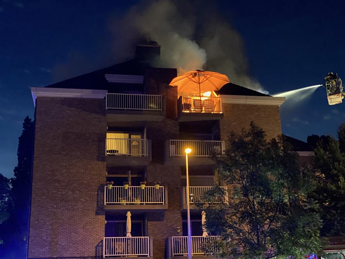Medisch interventieplan afgekondigd na appartementsbrand in Sint-Truiden