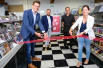 Pop-up bibliotheek op Lutgart open