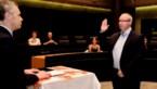 Kristof Pirard is vanaf vandaag weer burgemeester