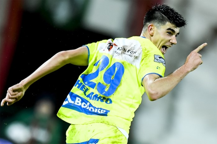 Thibault De Smet verlaat STVV voor Reims