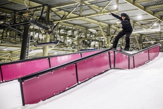 SnowWorld in Landgraaf heropent na 107 sneeuwloze dagen met nieuw funpark