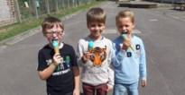 Kleuters methodeschool Ondersteboven sluiten schooljaar af met ijsjes