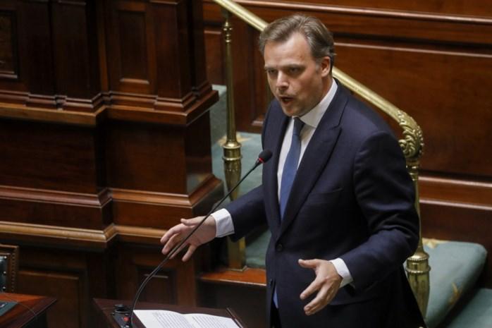 """Minister Philippe De Backer (Open VLD): """"België is klaar voor tweede corona-golf"""""""