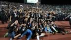 Deense en Bulgaarse fans lappen regels massaal aan hun laars in bekerfinales