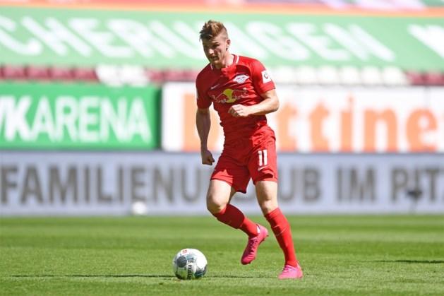 RB Leipzig heeft als eerste Duitse club uitzicht op spelen met publiek